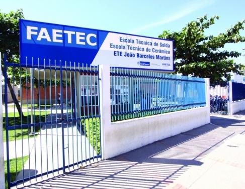 FAETEC 2021 requisitos