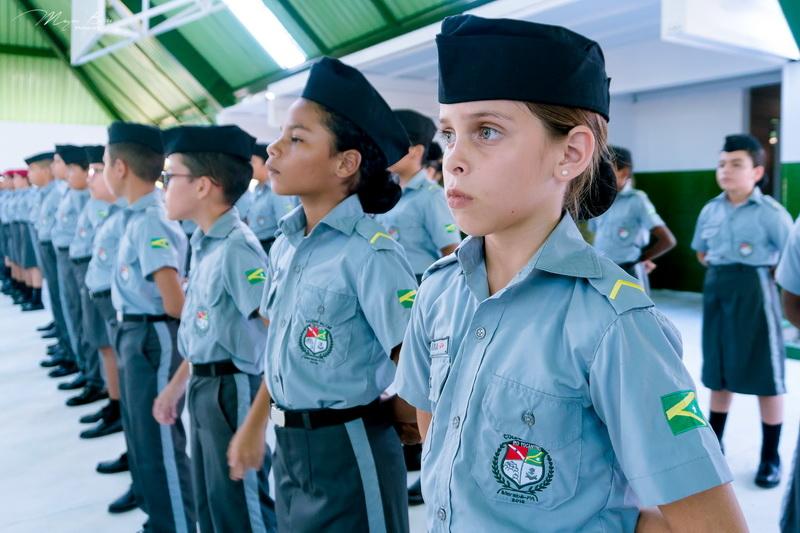 Inscrição Colégio Militar 2021
