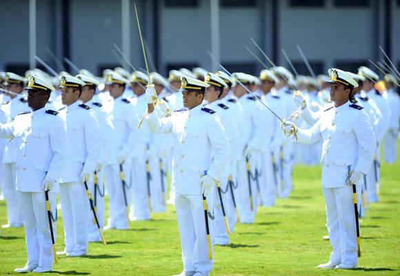 Inscrição Colégio Naval 2021