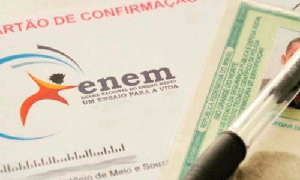 Inscrição ENEM 2021 requisitos