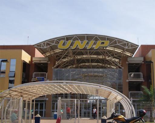 Inscrição UNIP 2021