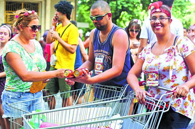 Inscrição para Vendedor Ambulante no Carnaval 2021