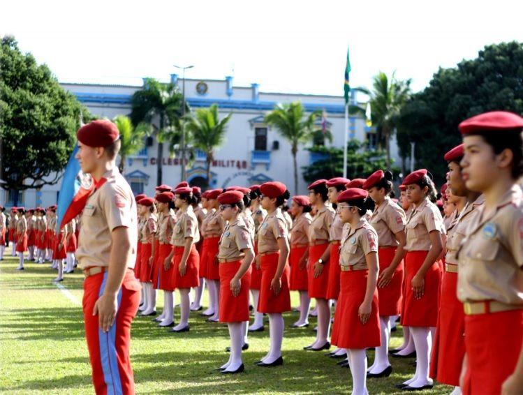 Matrícula Colégio Militar 2021