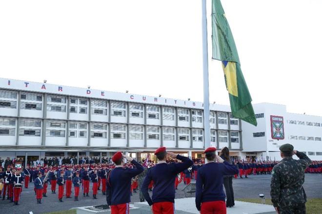 Matrícula Colégio Militar inscrição