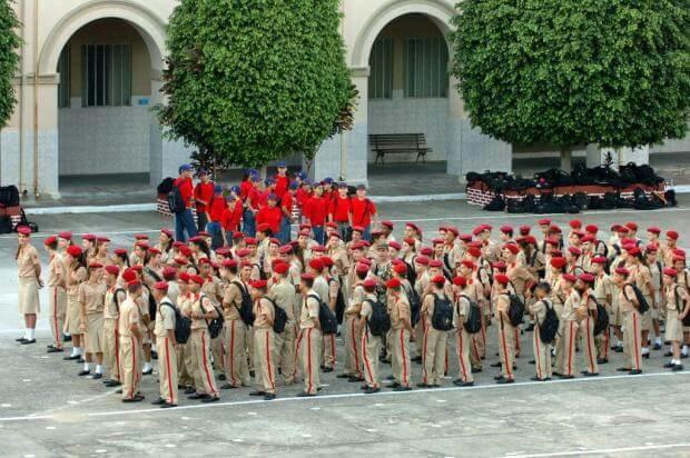 Matrícula Colégio Militar