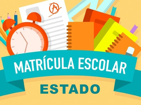 Matrícula Escola Estadual 2021