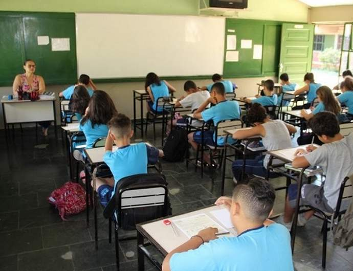 Matrícula Escola Municipal 2021