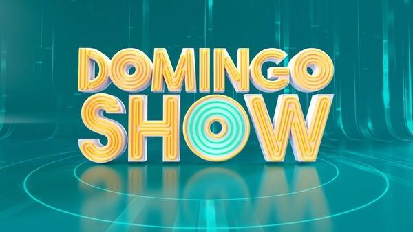 Logo do programa Domingo Show