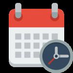 icon calendário