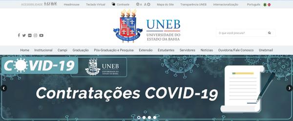 Como fazer a inscrição UNEB online