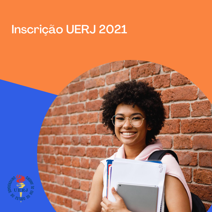 Inscrição UERJ 2021