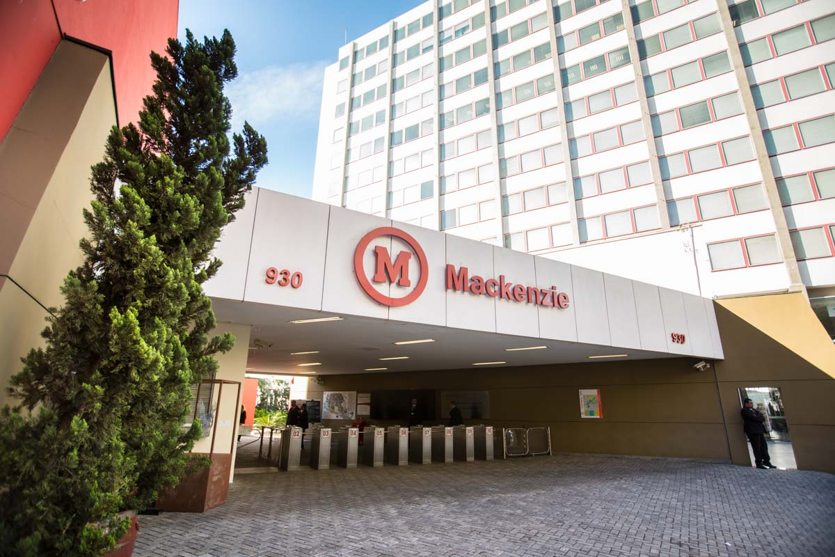 Inscrição Mackenzie 2021