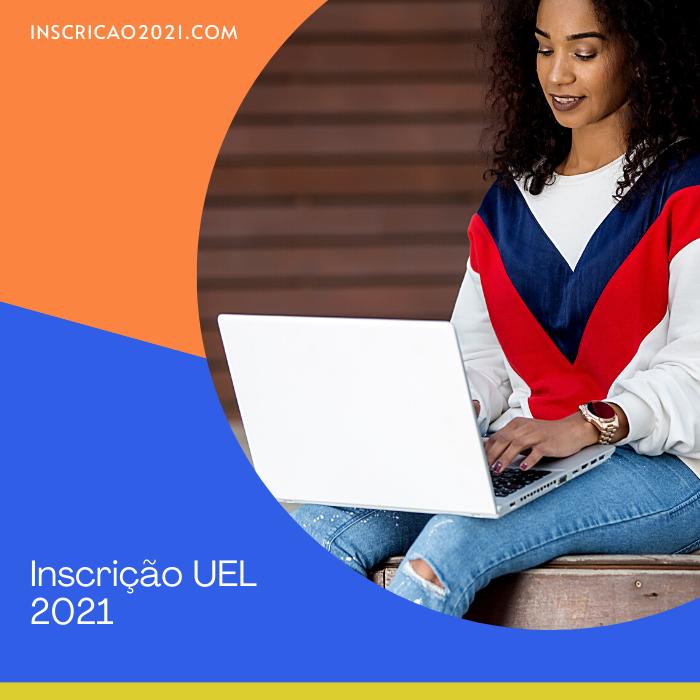 Inscrição UEL 2021