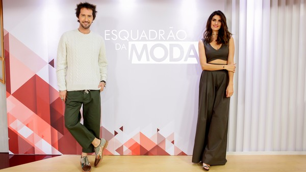 Esquadrão da moda: apresentadores