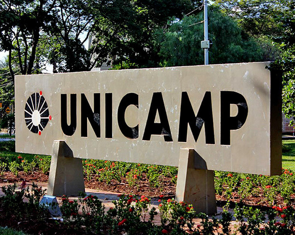 Fachada da Unicamp