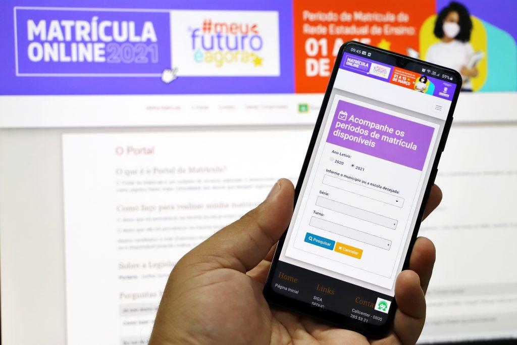 Matrícula Online 2022 - O que é? Como Funciona? Para quem é Indicado?