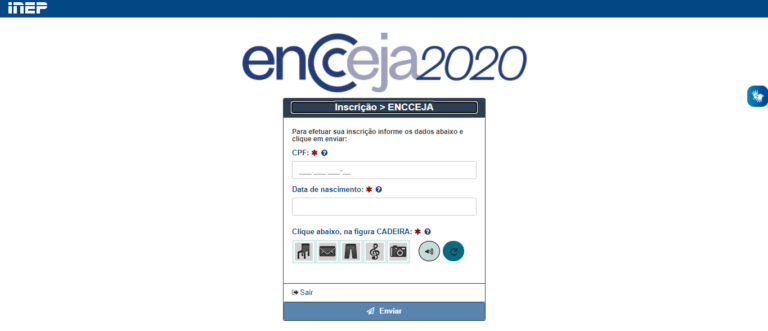 Como fazer sua inscrição Encceja 2022?
