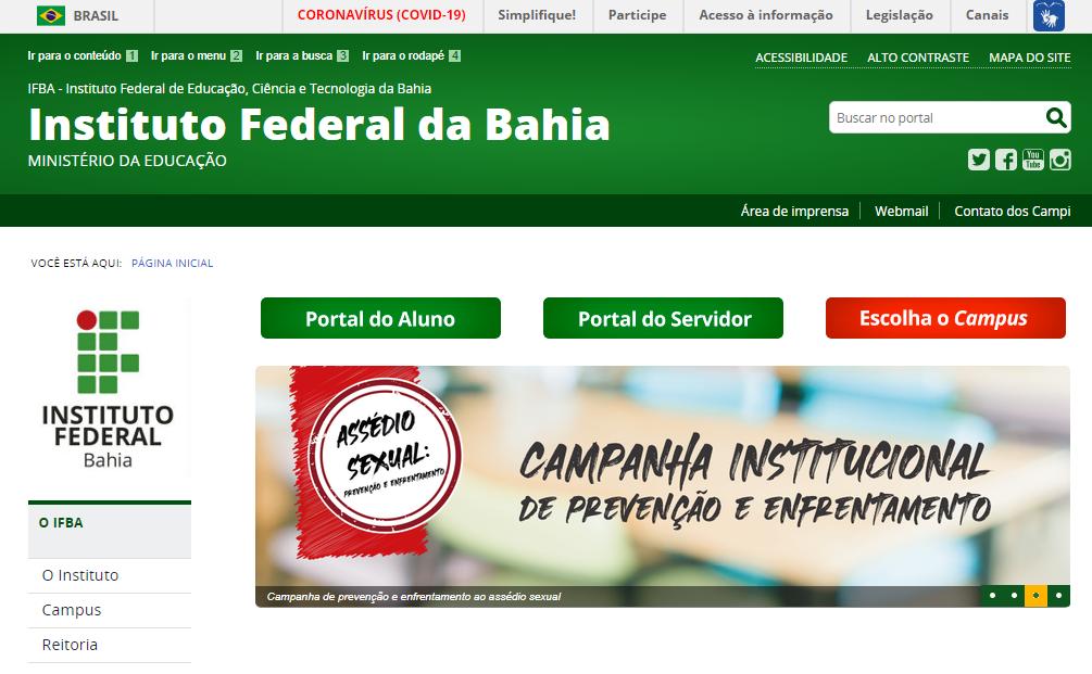 Inscrição IFBA 2022: Como fazer a sua?