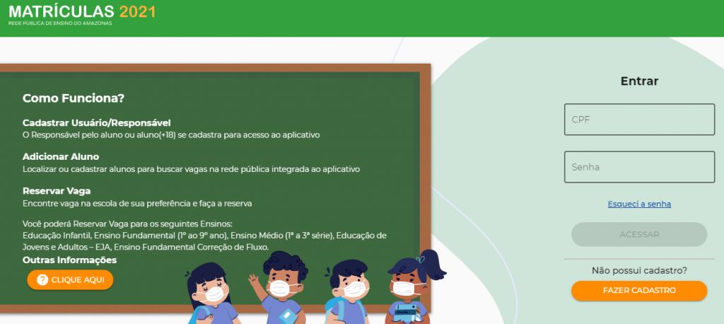 Matrícula Manaus 2022: Como fazer?